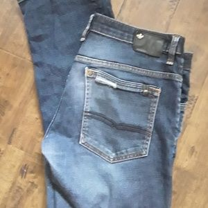 Buffalo David Britton Men's Jean's 36X32